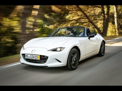 2015 Mazda MX-5 driven - first verdict