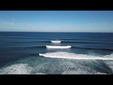 Margaret River consistent waves from above