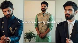 Rent Groom Sherwani & Indo Western Outfit Online For Wedding, Mehendi, Sangeet, Receiption - Flyrobe