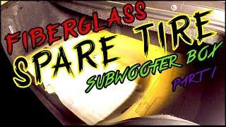 Fiberglass EVERYTHING / Fiberglass Sub Box Update / Skar