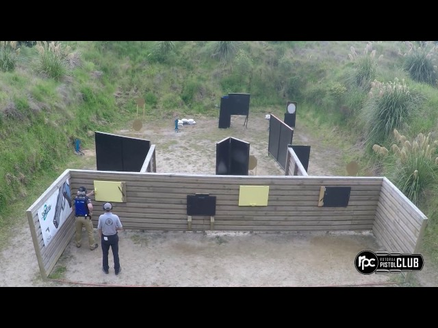 CZ 2016 IPSC Pistol Nationals - Stage 19