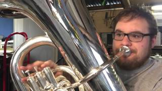 JP John Packer Musical Instruments Eb Bass Review
