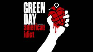 Green Day - American Idiot (Guitar Out of Tune)