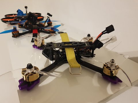 Eachine LAL5 maiden flight