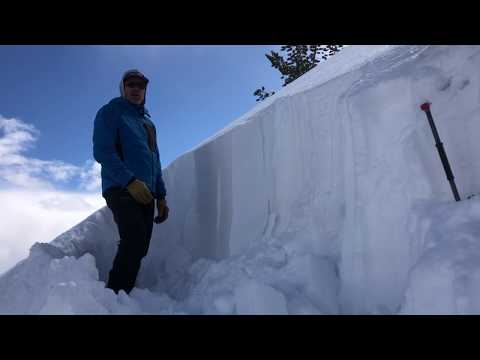 Remotely-Triggered Slide on Avalanche Peak – Galena Summit & E Mtns – April 2, 2020