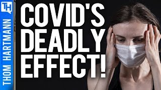 This COVID Side Effect Can Kill Without Infecting (w/ Dr. Justin A. Frank )