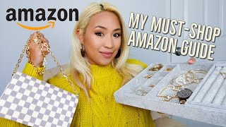 MY AMAZON FAVORITES EVERY GIRL NEEDS | Beauty + Fashion - Jewelry Organization & More Must-Buys 2020