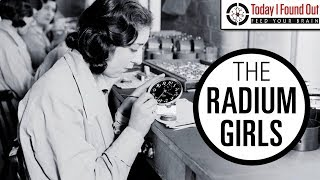 Glowing In The Dark   The Radium Girls