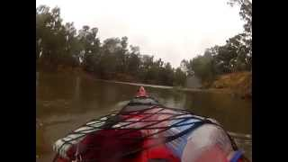 preview picture of video 'Shepparton Weir'
