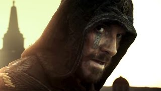ASSASSINS CREED Official Trailer 2016 Michael Fassbender SciFi Action Movie HD