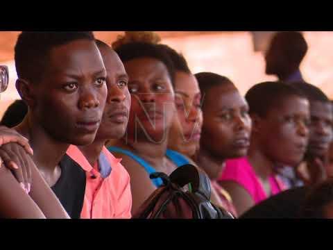 EBYO BYABWE: Paasita Bugingo asambazze eby'okukwatibwa kwe