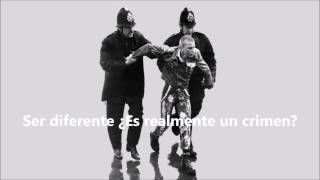 Angelic Upstarts - Police Oppression (Subtítulos Español)