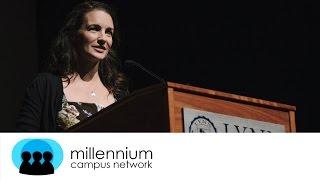 Kristin Davis receives 2014 Global Generation Award