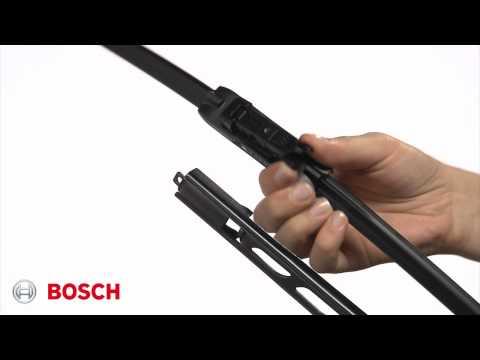 Bosch Wiper Blades - Toplock Installation Video II-1-014-4