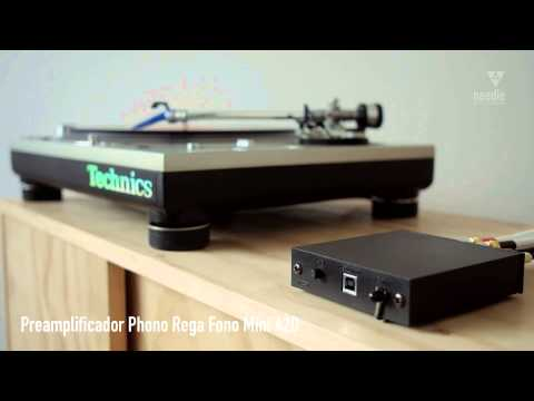 vs · Preamplificador PHONO · Rolls · Bellari · Rega · Music Hall
