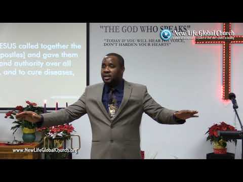 """Understanding your authority"" with Apostle Emmanuel Echidime"
