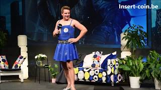 Facts Ghent 29/09/2018 John Barrowman: Anything Goes One man Show