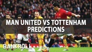 Video Manchester United Vs Tottenham | Soccer Picks & Predictions | Sun 11th Dec.
