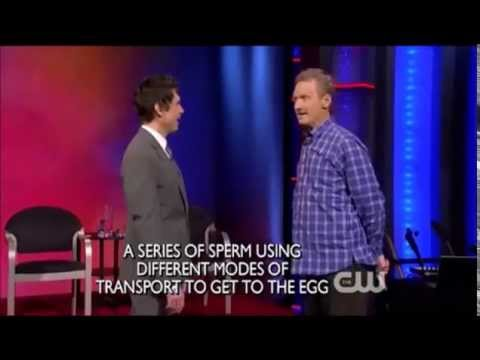 Whose Line 2014 10x17 Party Quirks