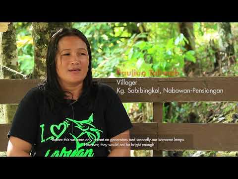 Paulina Talimoh from Sabibingkol