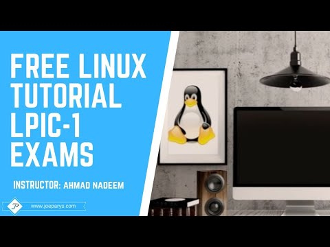 The Complete Linux LPIC-1 Certification Course Free Preview ...
