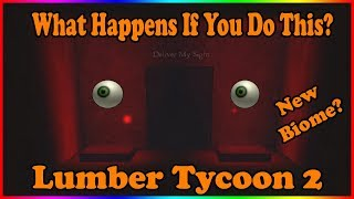 ROBLOX Lumber Tycoon 2- How To Trap Players Inside Your base Glitch
