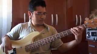 House Of Pain Deep Purple Bass Cover