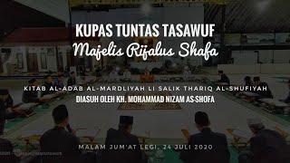 [Live] KAJIAN TASAWUF – MALAM JUM'AT LEGI 24 Juli 2020 | Part 2