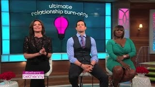 Relationship Turn-Offs: The Mama's Boy