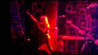 Doro Pesch live in Bremen 15.12.2010