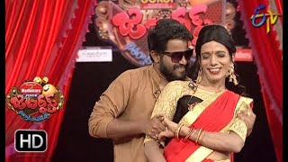 Hyper Aadi, Raising Raju Performance | Jabardasth | 24th  May 2018 | ETV  Telugu