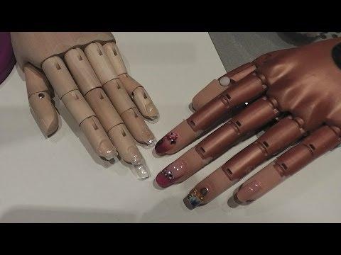Gribok auf dem Nagel der Hand, wie zu heilen
