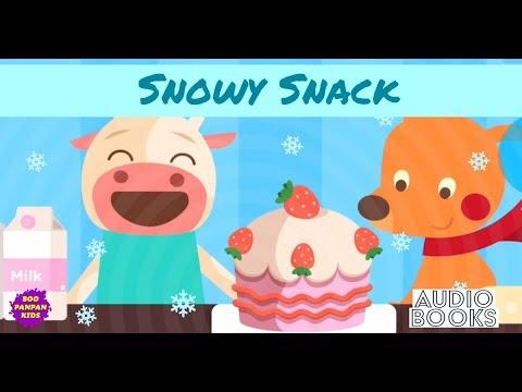 Snowy Snack (winter) Audiobooks Lingokids |Boopanpan Kids