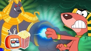 Rat-A-Tat Doggy Don in Egypt Final Part l Popcorn Toonz l Children's Animation and Cartoon Movies