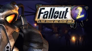 Fallout 2 - The Best Fallout Game Of All?