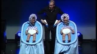 Spectacle de ventriloque : Bébés ventriloques