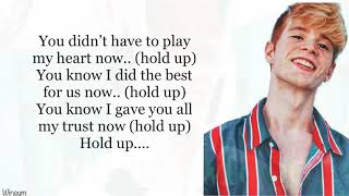 Cody Orlove   Hold Up (Lyrics) Ft. The Moy Boys