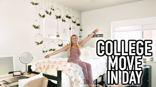 College Move In Vlog | Moving Into My Sorority House | Arizona State University