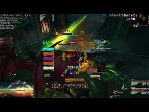 Tol Dagor +20 Tyrannical - Mistweaver Monk - Zmokamok - Video - Free