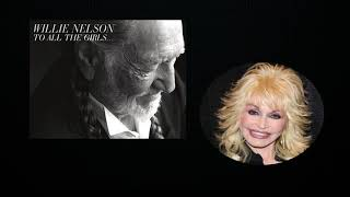 WILLIE NELSON ~ From Here to the Moon and Back ~  Feat: DOLLY PARTON