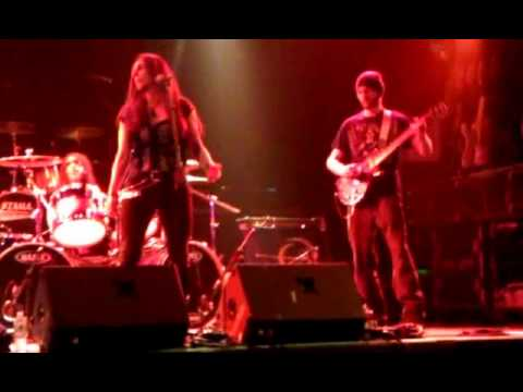 OBSIDIAN-Sacred Ground live at The Chance 4.14.12.wmv