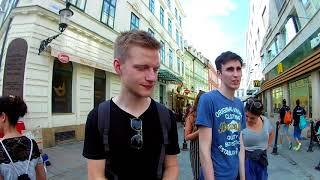 جولة فى وسط مدينة براتيسلافا عاصمة سلوفاكيا | Kholo.pk