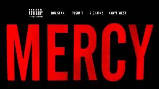Kanye West - Mercy ft. Big Sean, Pusha T  2 Chainz (Explicit)