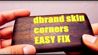 Dbrand Skin Corners Fix | For Any Smartphone.