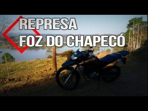 Primeiro Role São Carlos/Águas de Chapecó - Represa Foz do Chapecó