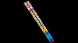 """Римская свеча """"Цветные хризантемы"""" RC 004 (0,8""""х8) от компании Интернет-магазин SalutMARI - видео"""