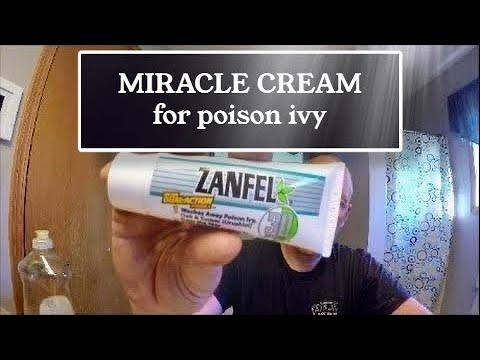 Video Common misconseptions and treatment for poison ivy. Treat with Dish soap and Zanfel.
