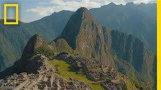 Beautiful Footage: Hiking to Machu Picchu | National Geographic