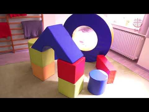 Kindertagesstätte der spanischen Kinder