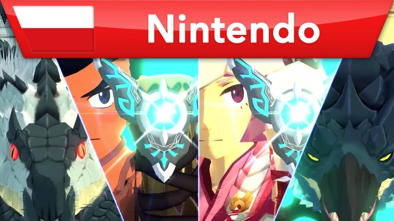 Monster Hunter Stories 2 – co-op gameplay | Nintendo Switch